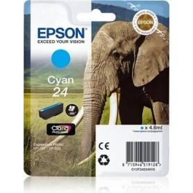 Epson InkJet 24 Ciano