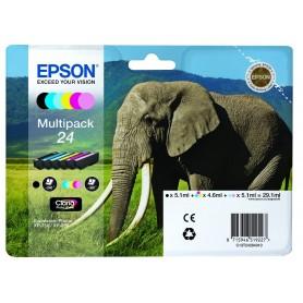 EPSON MULTIPACK 24 ELEFANTE C13T24284021 - ORIGINALE