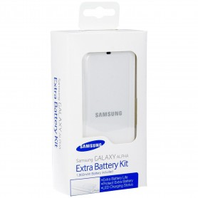 SAMSUNG GALAXY ALPHA Exra Battery Kit