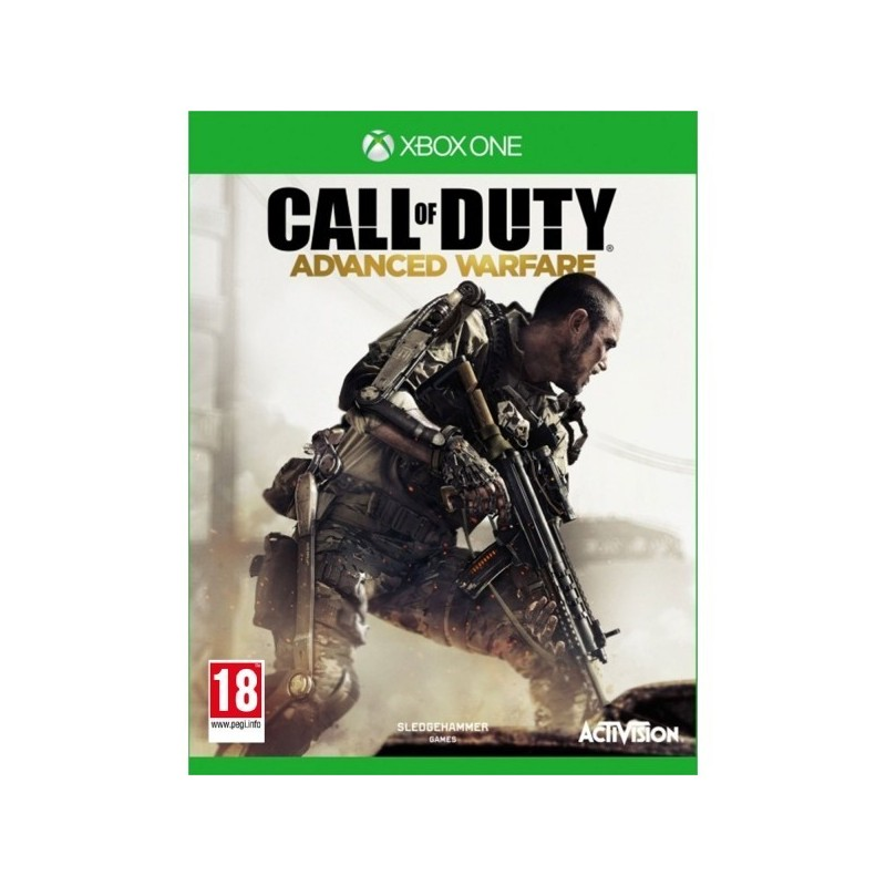 Xbox-one - CALL OF DUTY advanced warfare