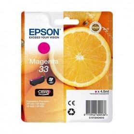 EPSON 33 MAGENTA - CARTUCCIA ORIGINALE - C13T33434020