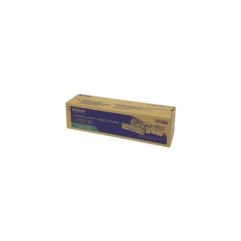 Epson Toner 0560 Ciano