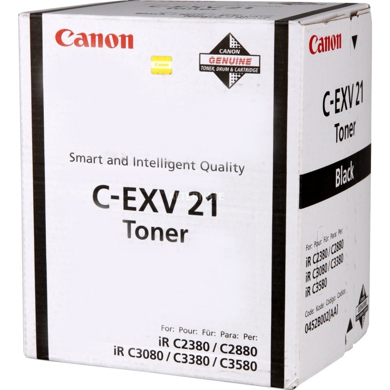 CANON 0453B002 C-EXV21 Toner originale NERO iR C2880/ iR C3380
