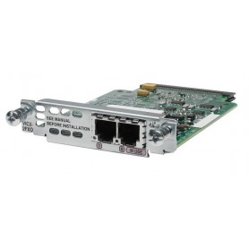 Cisco VIC2-2FXO - 2-port FXO Scheda interfaccia voice/fax