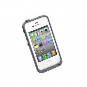 LifeProof FRE Custodia per iPhone 4/4S 1004-02 Bianco