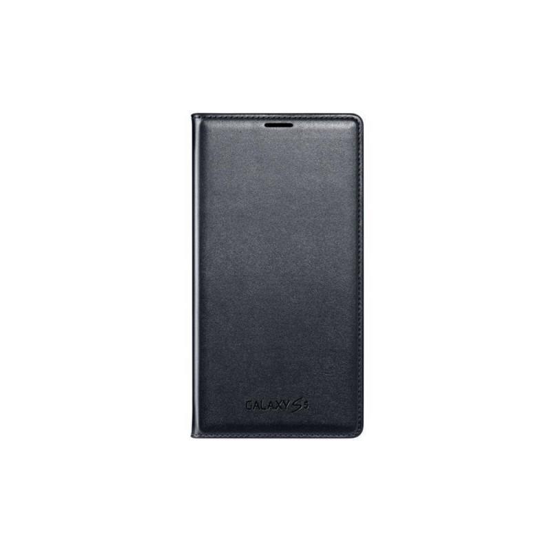 Samsung EF-WG900BBEGWW Flip Wallet Galaxy S5 Nero