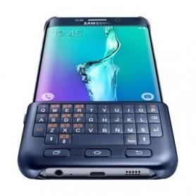 SAMSUNG - Galaxy S6 edge plus - Keyboard Cover - EJ-CG928BBE - BLUE