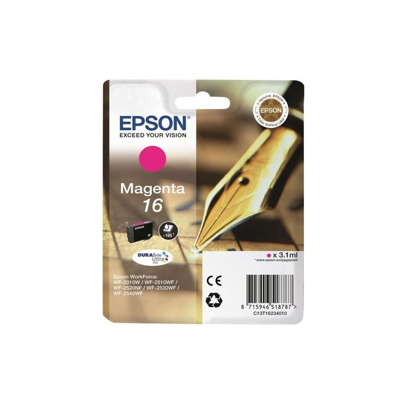 Epson InkJet 16 Magenta