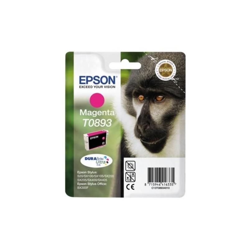 EPSON Cartuccia T0893 Magenta - ORIGINALE
