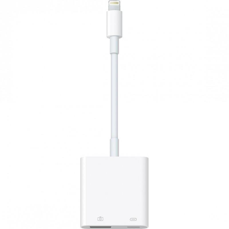 Apple MK0W2ZM/A Adattatore per fotocamere Lightning-USB 3