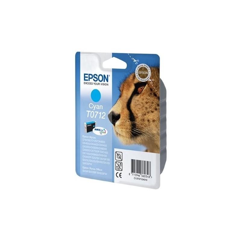 EPSON Cartuccia originale T0712 - CIANO