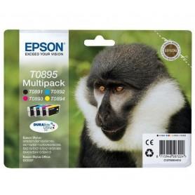 EPSON Cartuccia originale T0895 Multipack