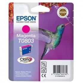 Epson InkJet T0803 Magenta - ORIGINALE