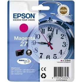 EPSON Cartuccia originale 27 - MAGENTA - T2703