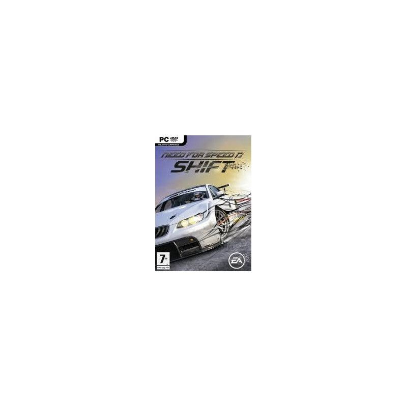 NEED FOR SPEED - SHIFT - PC