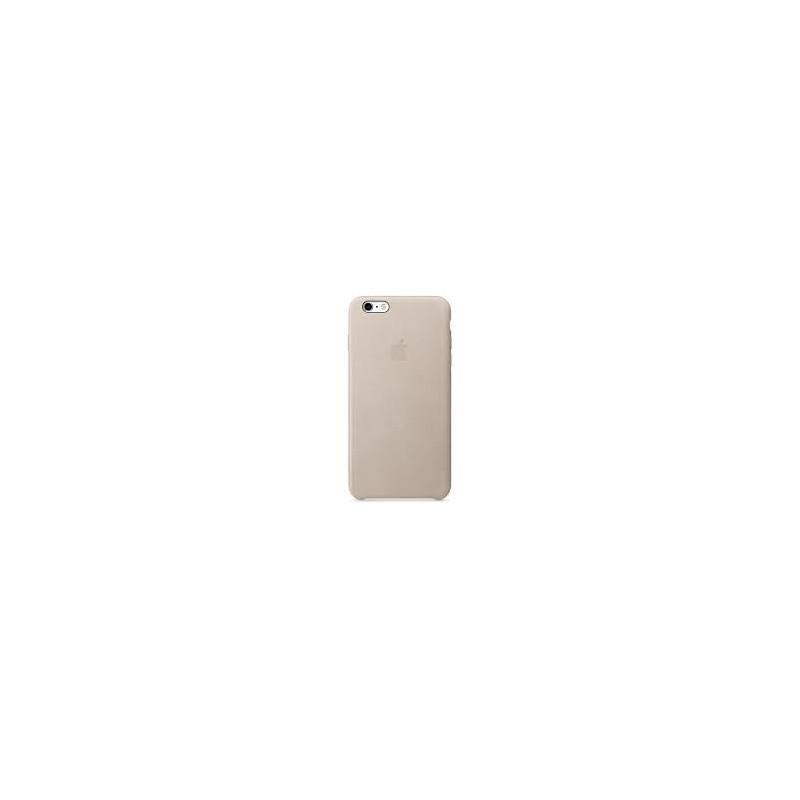 APPLE - IPHONE 6 S PLUS - COVER CUSTODIA IN PELLE - GRIGIO CHIARO - ORIGINALE APPLE MKXE2ZM/A