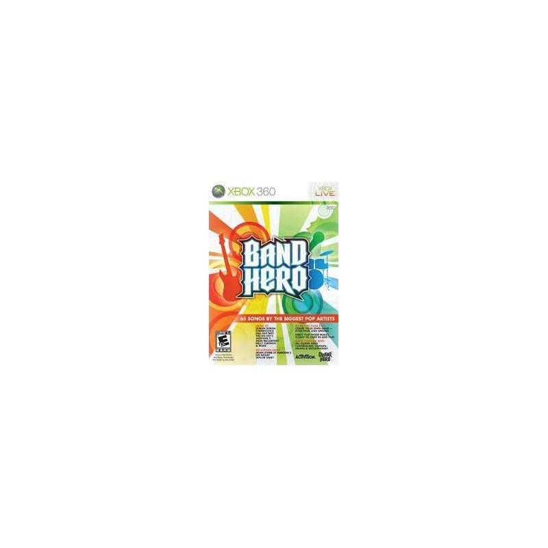 BAND HERO - Xbox360