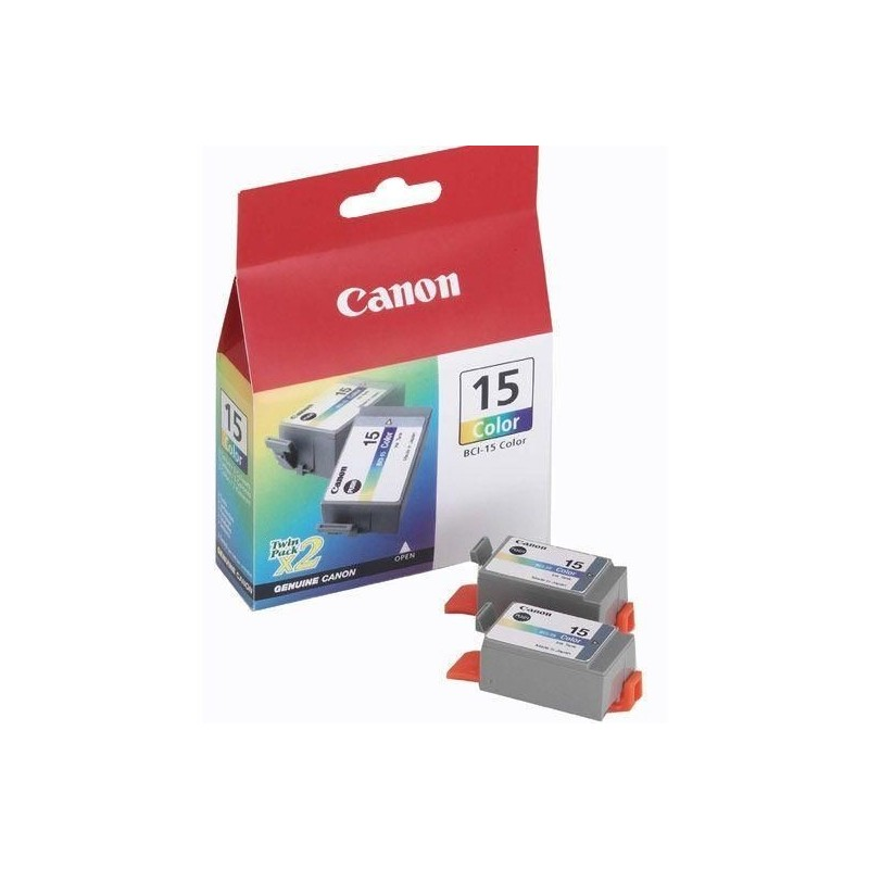 Cartuccia Canon color BCI-15