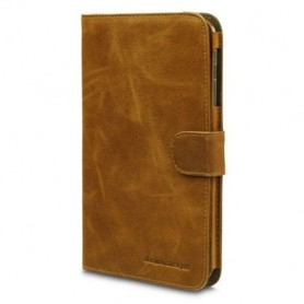 Cover dbramante1928 per Galaxy Tab 3 - Vera PELLE marrone