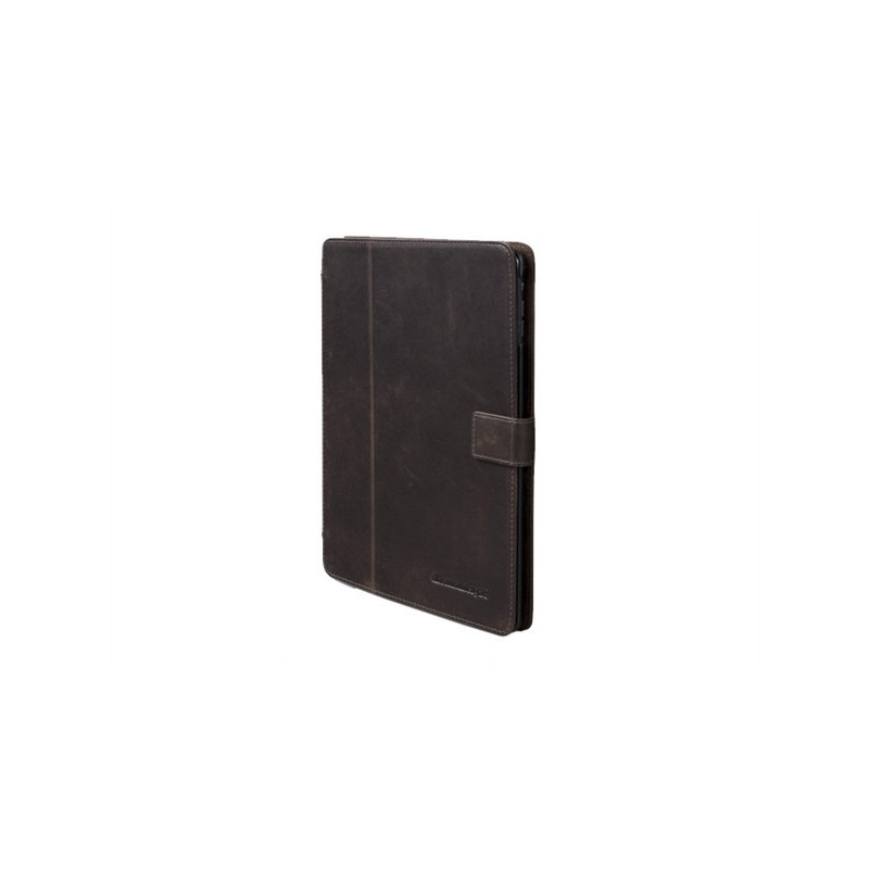 Cover dbramante1928 per IPad Air - Vera PELLE marrone scuro