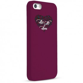 Cover per iphone 6 - Liu-Jo - LOVE VIOLA - LJ5LOVEP