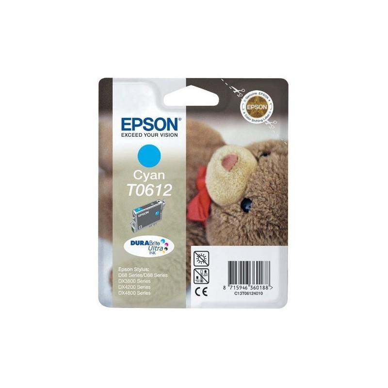 EPSON Cartuccia originale T0612 - CIANO