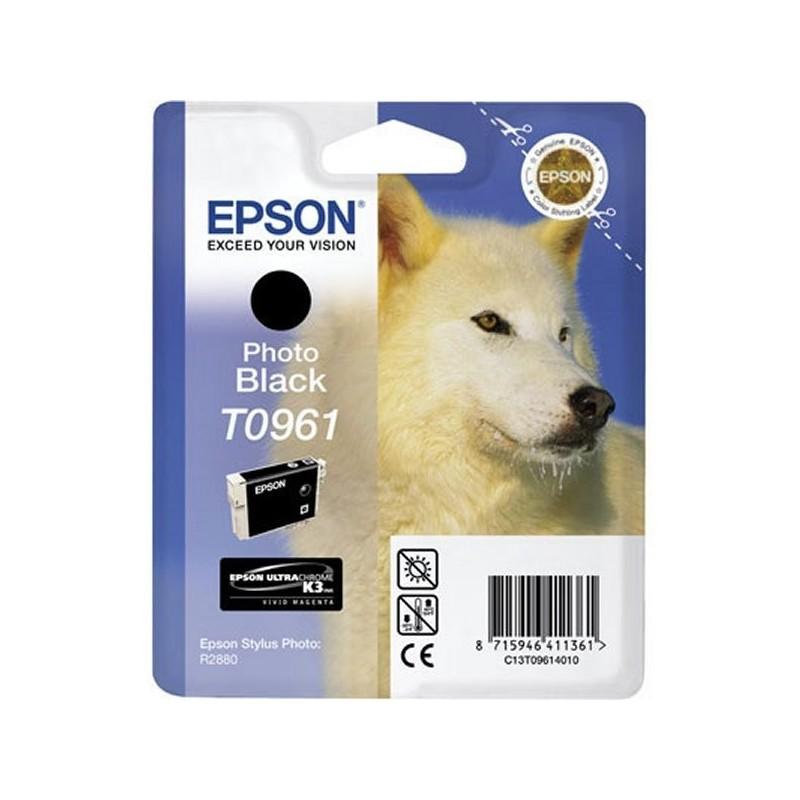 EPSON Cartuccia Originale T0961 - Nero