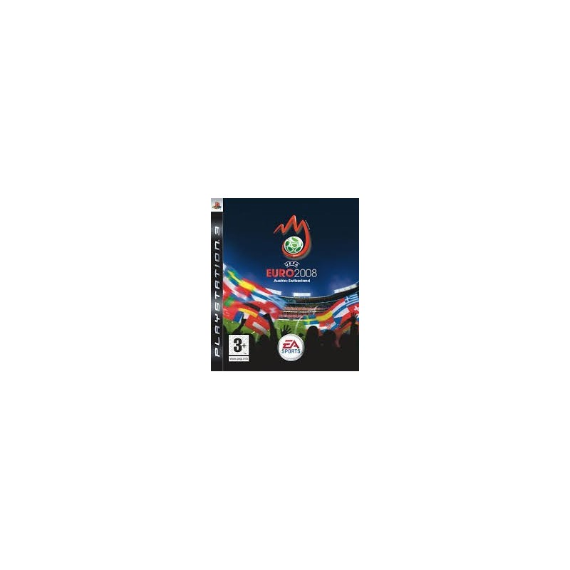 EURO 2008 - Austria-Switzerland - Playstation 3