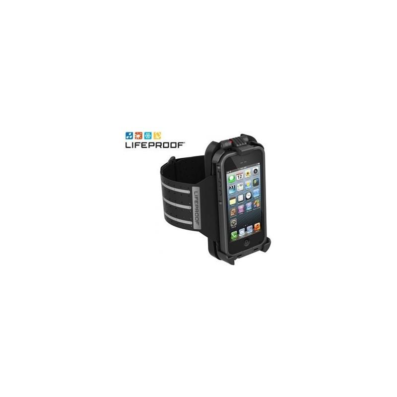 FASCIA PORTA CELLULARE + CASE IMPERMEABILE - LIFEPROOF Armband per iPhone 4/4S Case