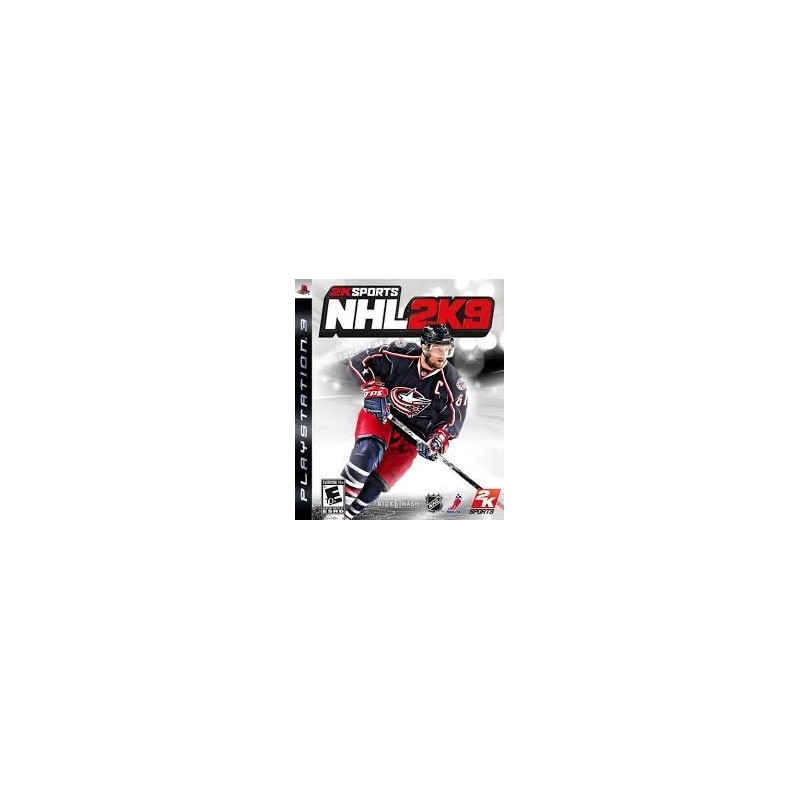 NHL 2K9 - 2K SPORTS - Playstation 3