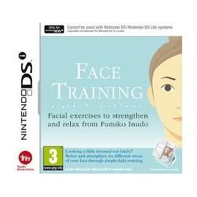 Nintendo DS - FACE TRAINING