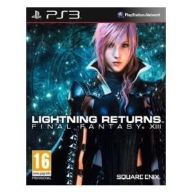 PS3 - Lightning returns: final fantasy