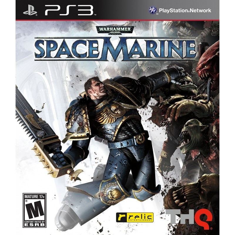 PS3 - Warhammer Space Marine