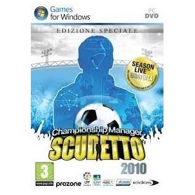 SCUDETTO 2010 Championship Manager _ PC
