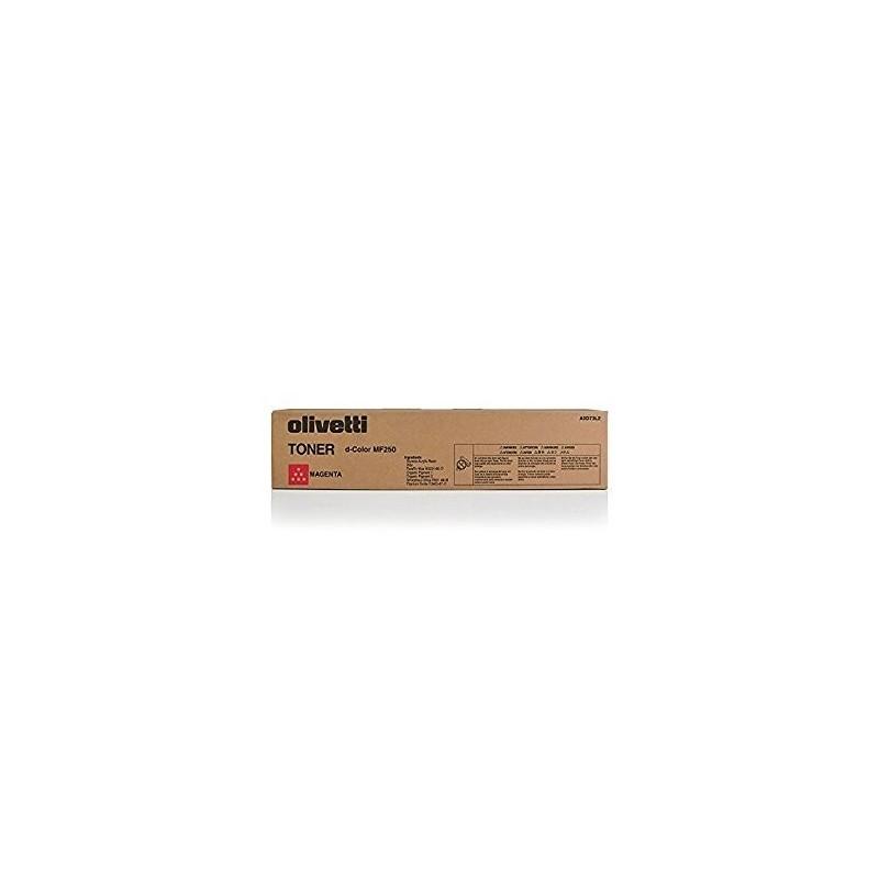 Toner Olivetti D-Color MF 250 B0729 Magenta