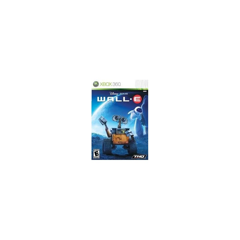 WALL E - Xbox 360