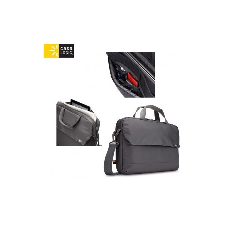 CASE LOGIC MLA116GY Borsa per Notebook da 15,6 16 e Tablet da 10'