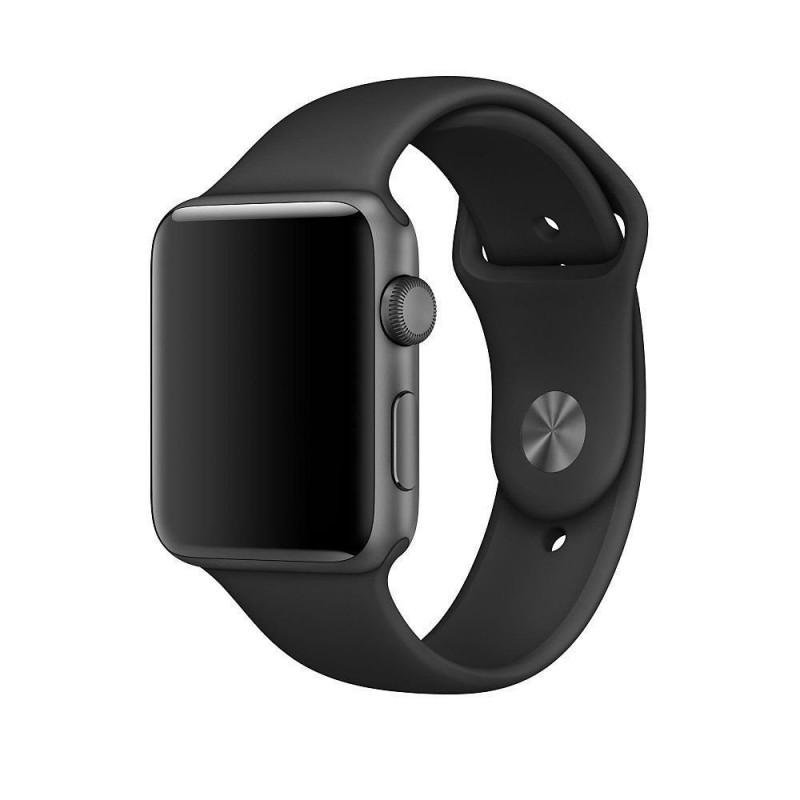 Cinturino per Apple Watch Sport 38mm S/M - Nero