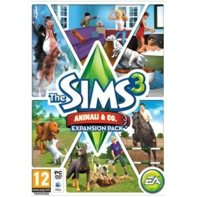COMPUTER - THE SIMS 3 - ANIMAL & CO.