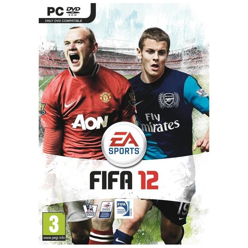 COMPUTER - FIFA 12
