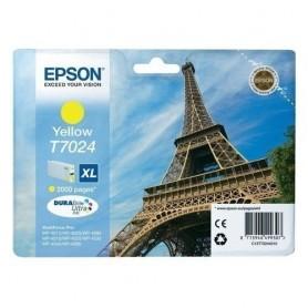 EPSON CARTUCCIA T7024 XL GIALLO PER EPSON WORKFORCE PRO
