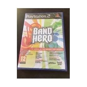 PLAYSTATION 2 - BAND HERO