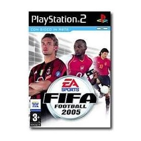PLAY STATION 2 - FIFA FOOTBALL 2005