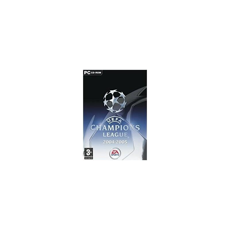 COMPUTER - UEFA CHAMPIONS LEAGUE 2004 - 2005