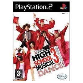 PLAY STATION 2 - HIGH SCHOOL MUSICAL 3