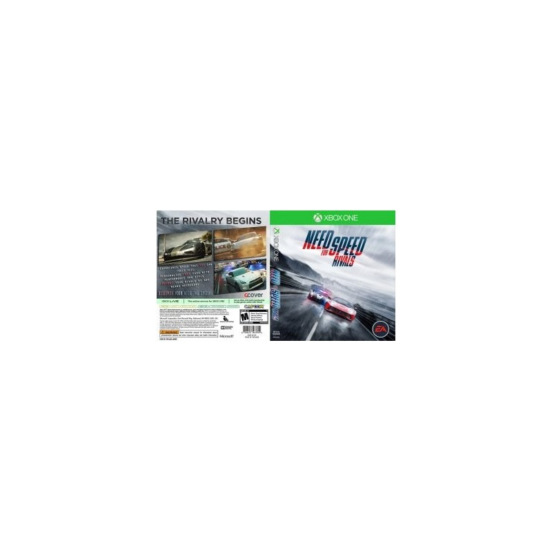 XBOX 360 - NEED FOR SPEED ROVALS