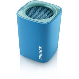 Philips BT100A/00 Altoparlante Bluetooth Portatile Azzurro