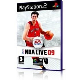 PLAY STATION 2 - NBA LIVE 09