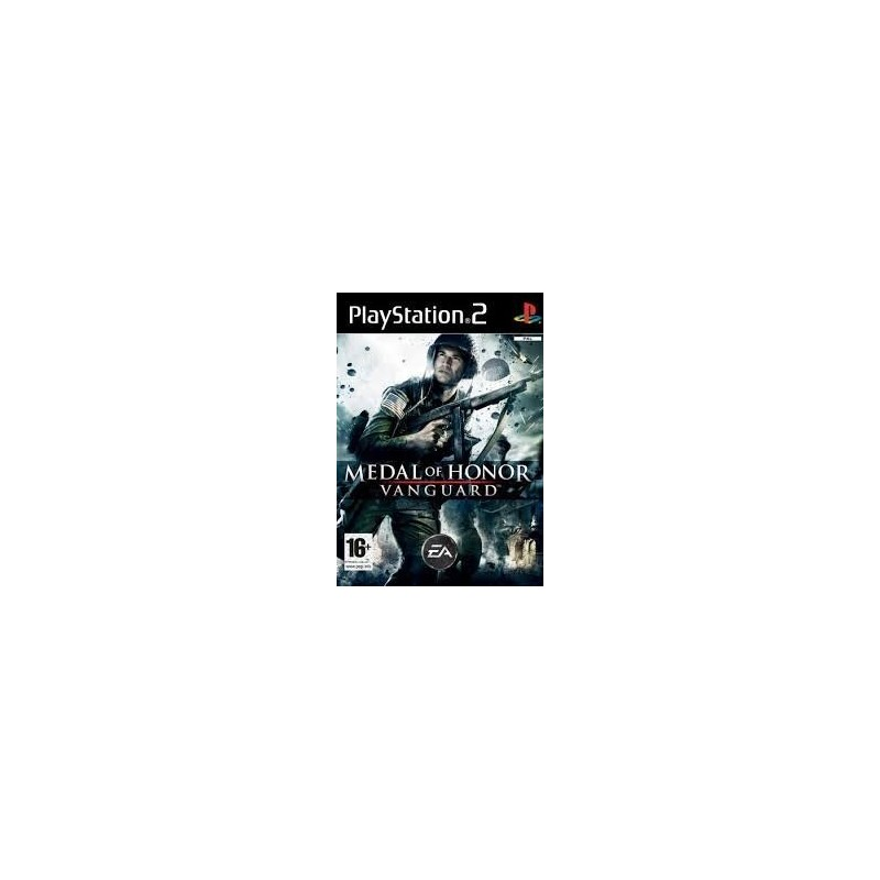 PLAY STATION 2 - MEDAL OF HONOR VANGUARD