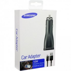 Samsung ECA-U21CBE CARICABATTERIA AUTO ORIGINALE SAMSUNG 10W USB